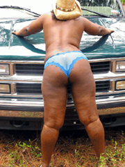Some great outdoor black sex photos of sexy aged women