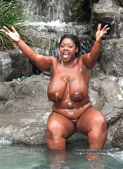 Black fat women nude mature think, that