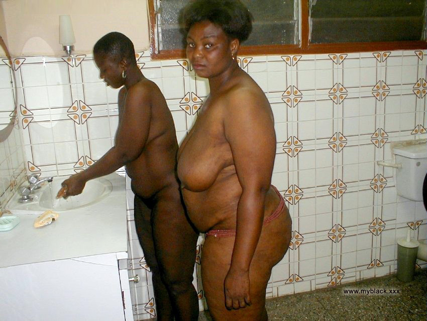 Mom naked black bbw