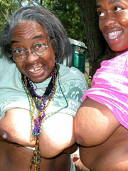 Freaky ebony grannies naked pictures