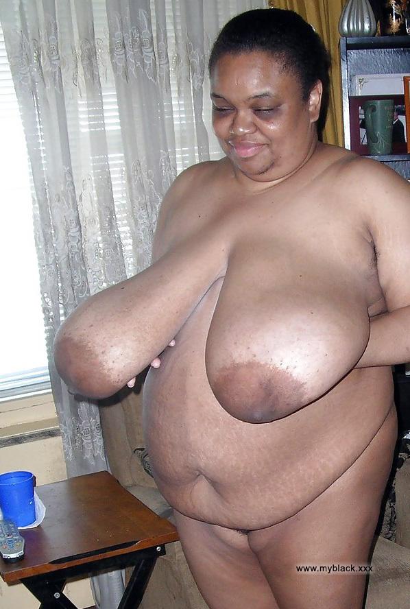black bbw granny