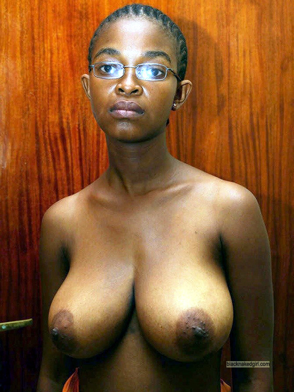 Big Natural Tits Black Teen